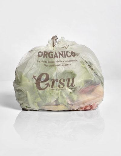Sacchetti per il conferimento dell'Organico
